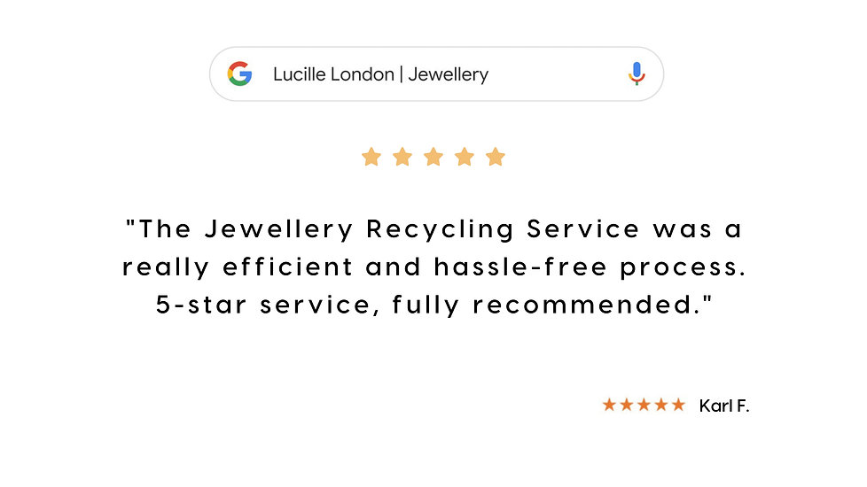 Customer Google Review for Lucille Londo