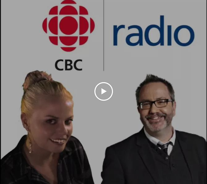 CBC Radio featuring Sarah Buddy