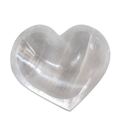 Selenite Crystal Dish
