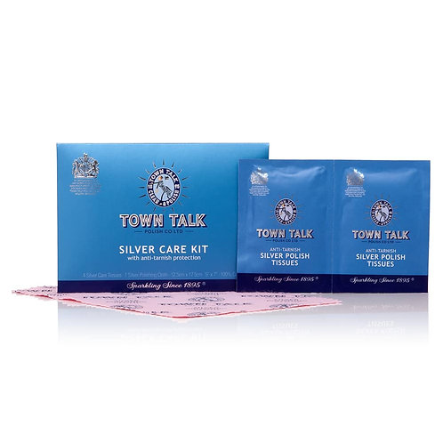 Silver Jewellery Care Kit - Small