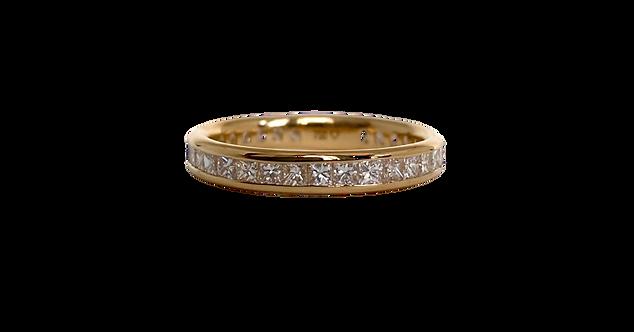 The Lyra Diamond Eternity Ring