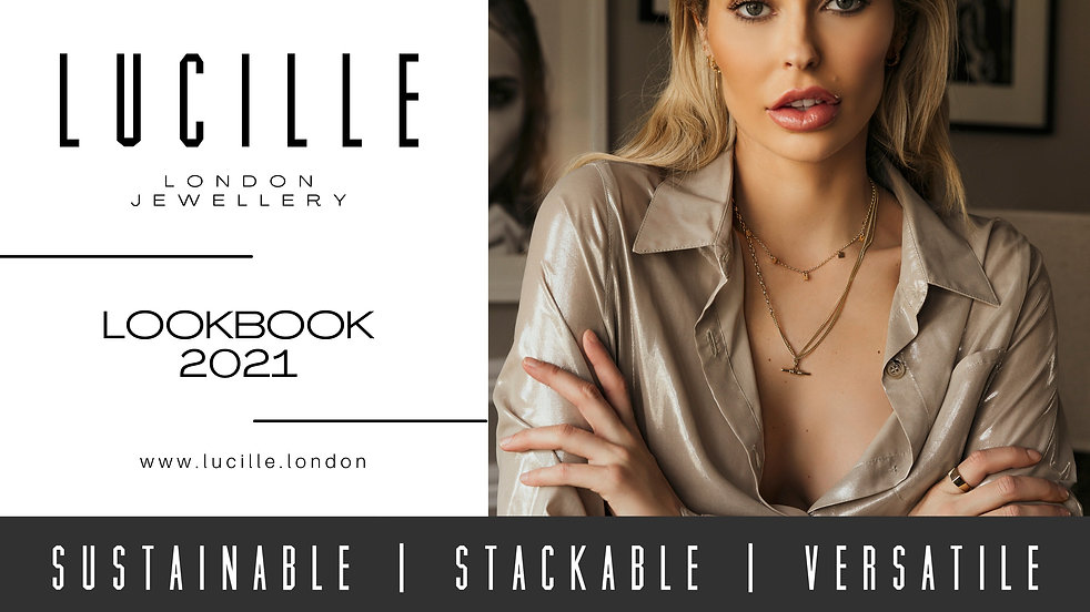 LUCILLE LONDON JEWELLERY LOOKBOOK