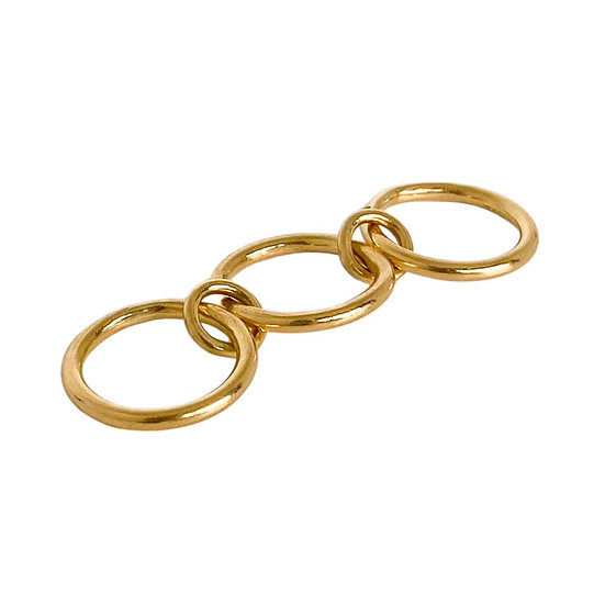Solid Gold Pinky Ring