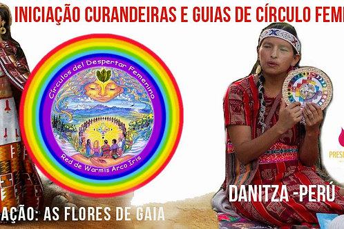 Iniciação Curandeiras com Danitza Ñusta Wari - Peru