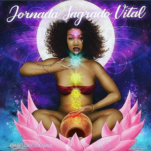 Sagrado Vital - Um Círculo de Despertar para Mulheres