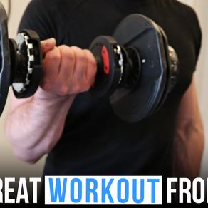 Get A Great Workout From Home! 3 TRICKS & TIPS