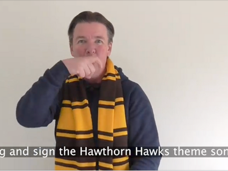 Including Everyone in your Team Song (AUSLAN)