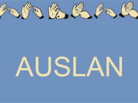 Global Hazing and Wellness Initiative working with AUSLAN community