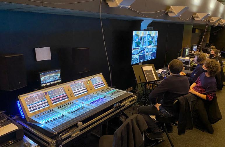 SOB / TOBS TV Recording