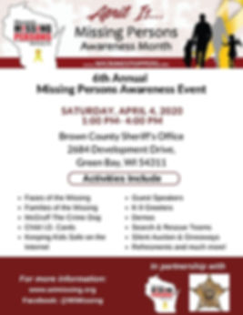 Missing Persons Awareness Event Flyer.j