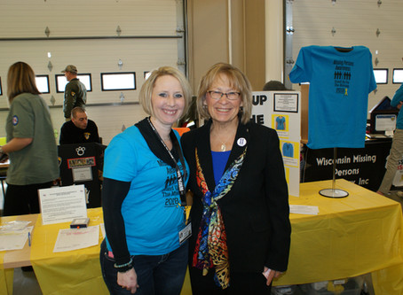 4th Annual Missing Persons Event