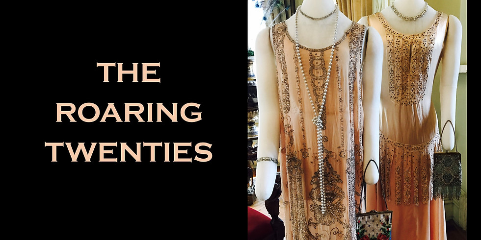 The Roaring 20s Grand Reopening Party!