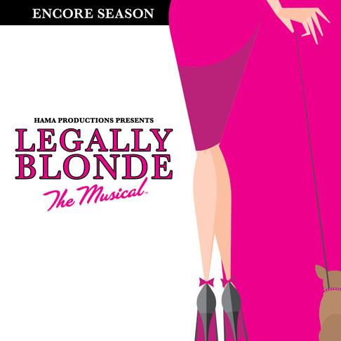 Legally Blonde Encore Season