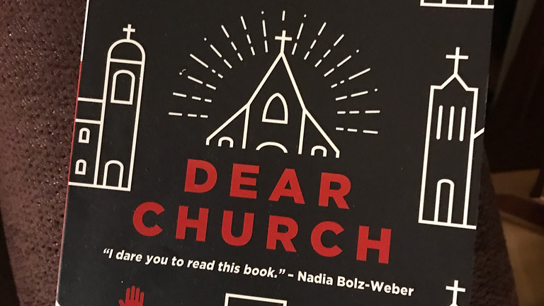 Dear Church:  A Love Letter from a Black Preacher to the Whitest denomination in the US.