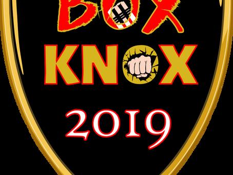 Box Knox 2019