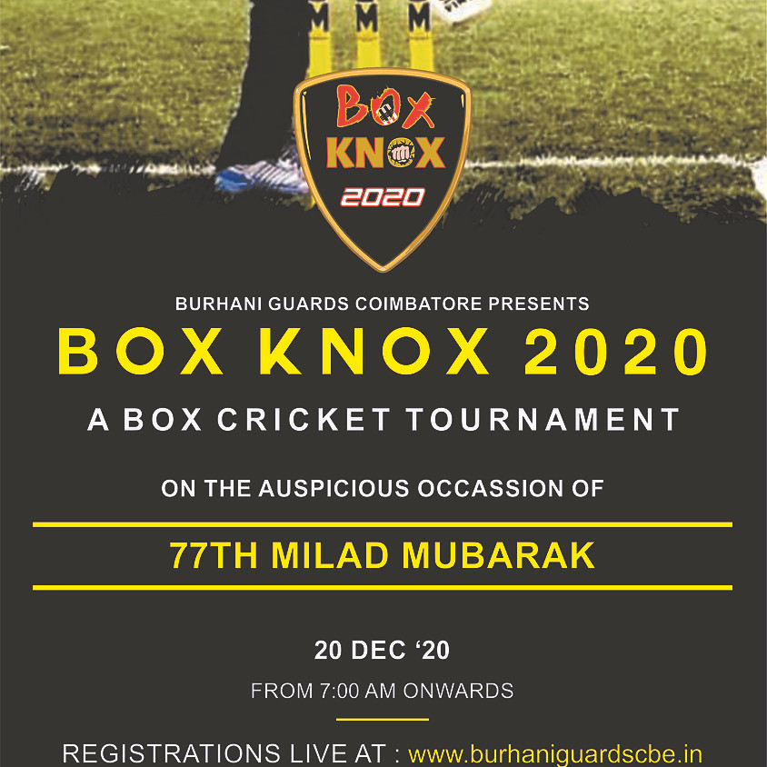 Box Knox 2020