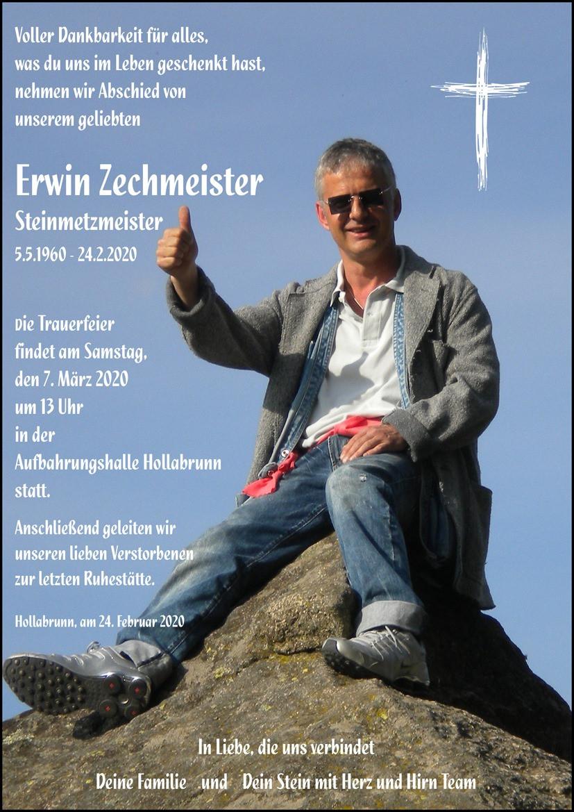 Erwin Zechmeister
