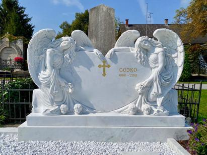 Marmor Engel - Ein Traum wird wahr
