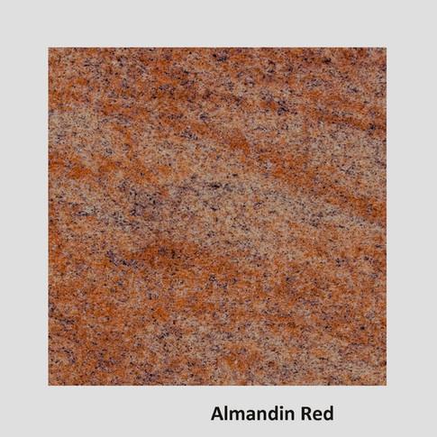 Almandin Red