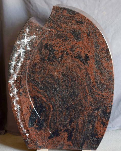 Granit Grabsteine Modell 85350