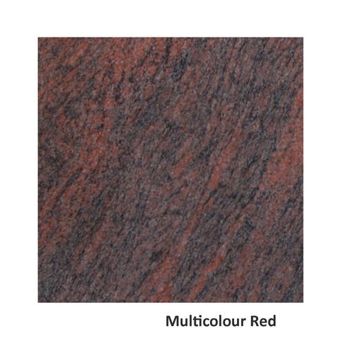 Multicolor Rot