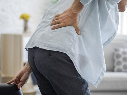 Steinmetz & Rückenschmerzen