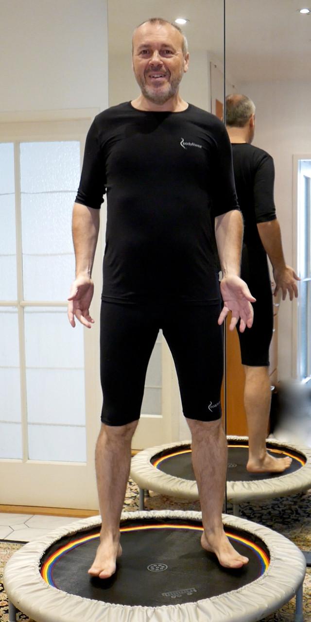 Steinmetze Rückenschmerzen