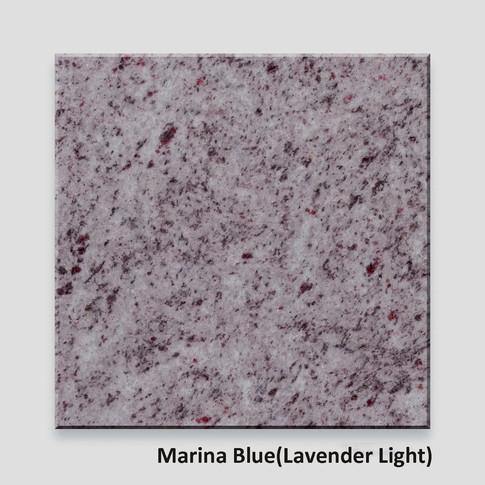 Marina Blue Lavender Blue