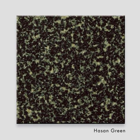 Hasan Green