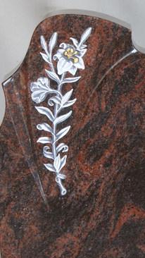 Granit Grabsteine Mittlböck Natursteine Material Aruba Indian Aurora