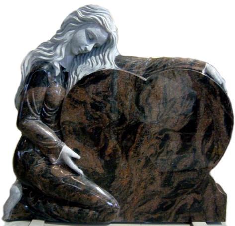 Engel, Engelsfiguren, Skulpturen, Marmor, Engel 5 Aruba