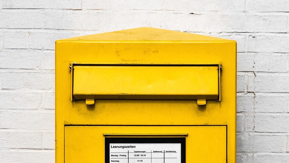 Alte, unsichere E-Mail Adressen