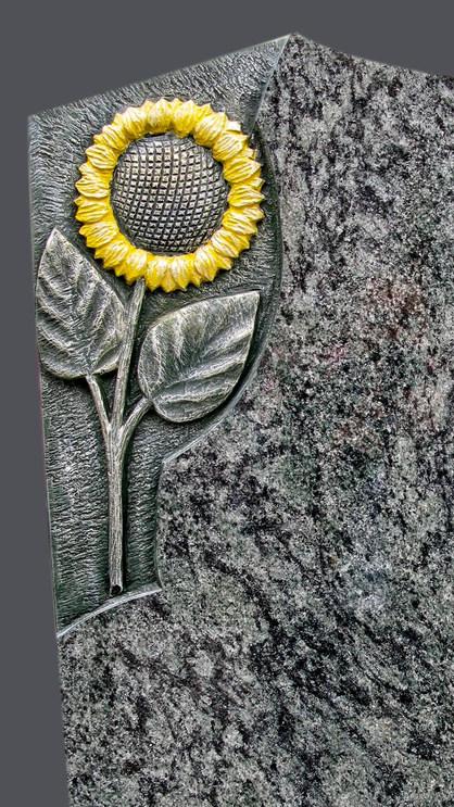 Granit Grabsteine Mittlböck Natursteine Material Olive Green