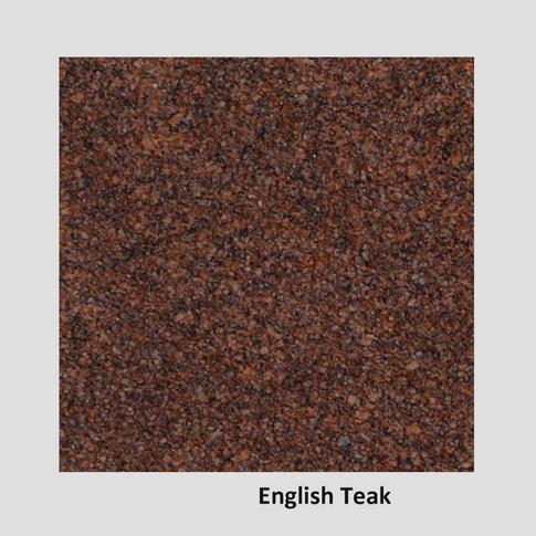 English Teak