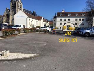 Le cabinet à Liancourt