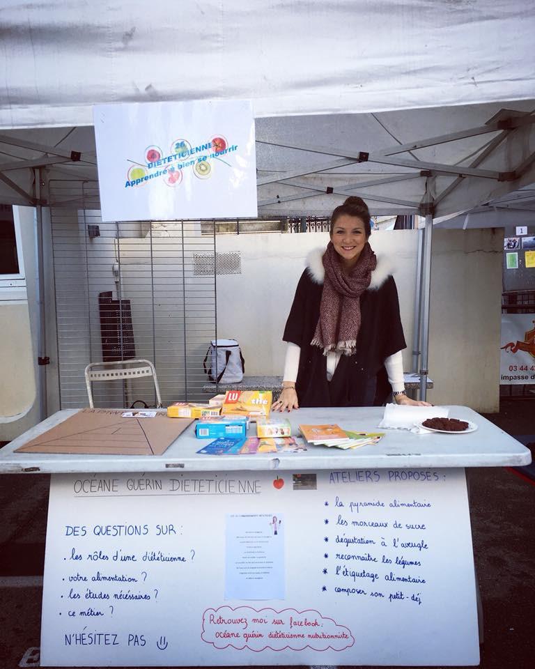 Carrefour des idées organisé par le collège/lycée Sévigné Compiègne