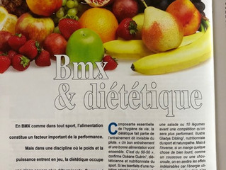 Mon interview dans France BMX
