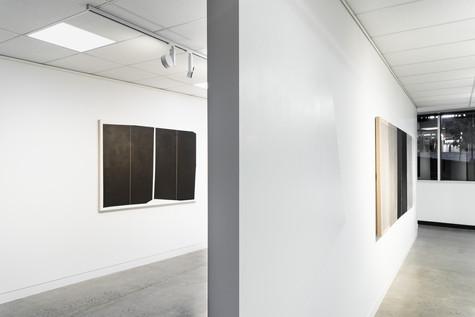 Installation view of exhibition, Flatform, 2020