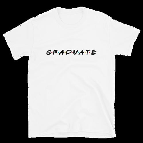 GRADUATE [Friends] - Short Sleeve T-Shirt (light)
