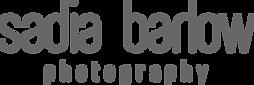 sadia photography Master Grey logo.png