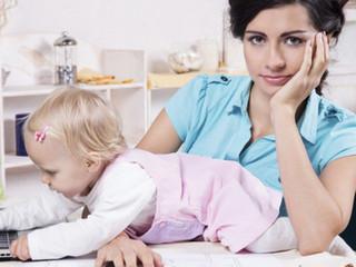 Трудно ли быть современной мамой?
