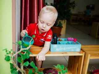 О правилах в Монтессори-среде и следовании за ребенком