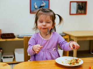 Немного о детском питании