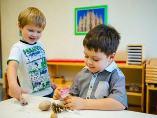 О социализации в детском коллективе