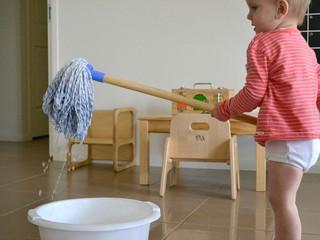 Зачем ребенку нужны Упражнения в Практической Жизни?