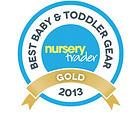 Anti-scratch teething mitten gold award 2013