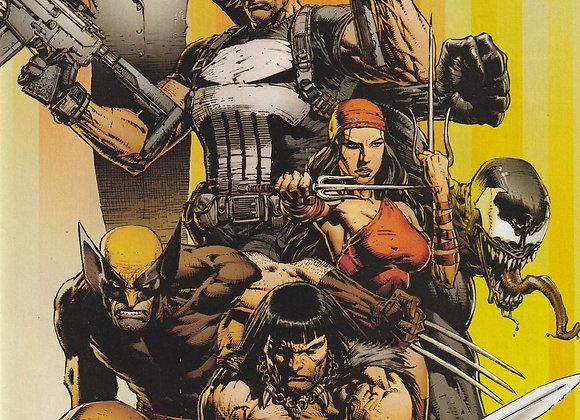 Savage Avengers Issue/ # 5 Marvel Comics - Comics