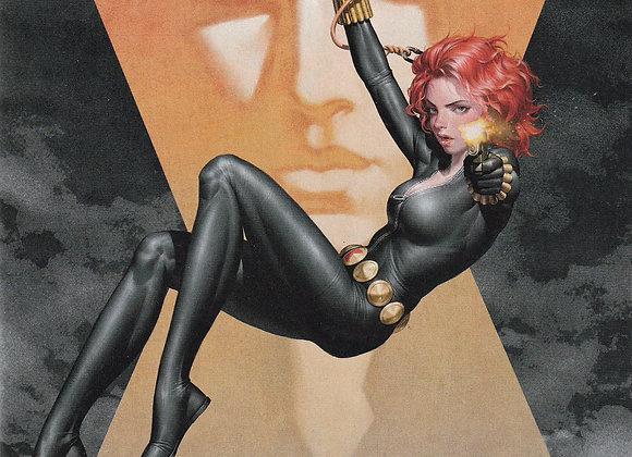 Web Of Black Widow Issue/# 1 Marvel Comics - Comics