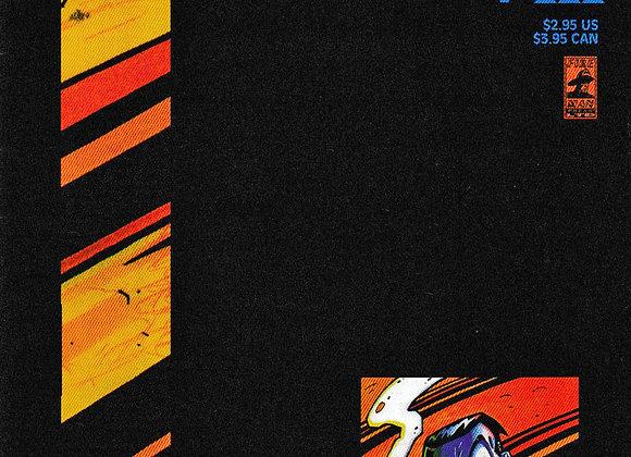 La Cosa Nostroid Issue/ # 8Fireman Press LTD