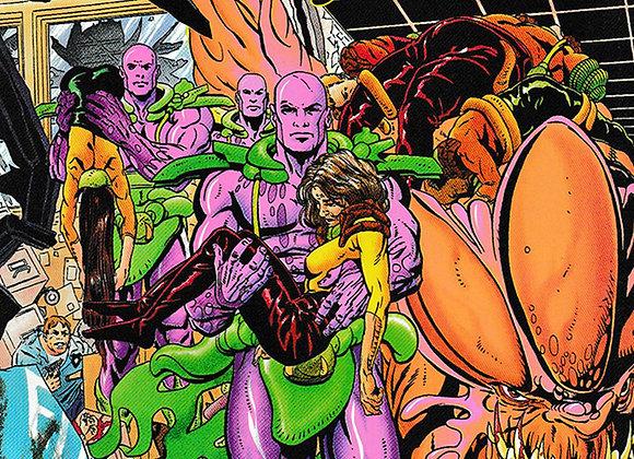 Warrior Of Plasm Issue/ # 2 Defiant - Comics